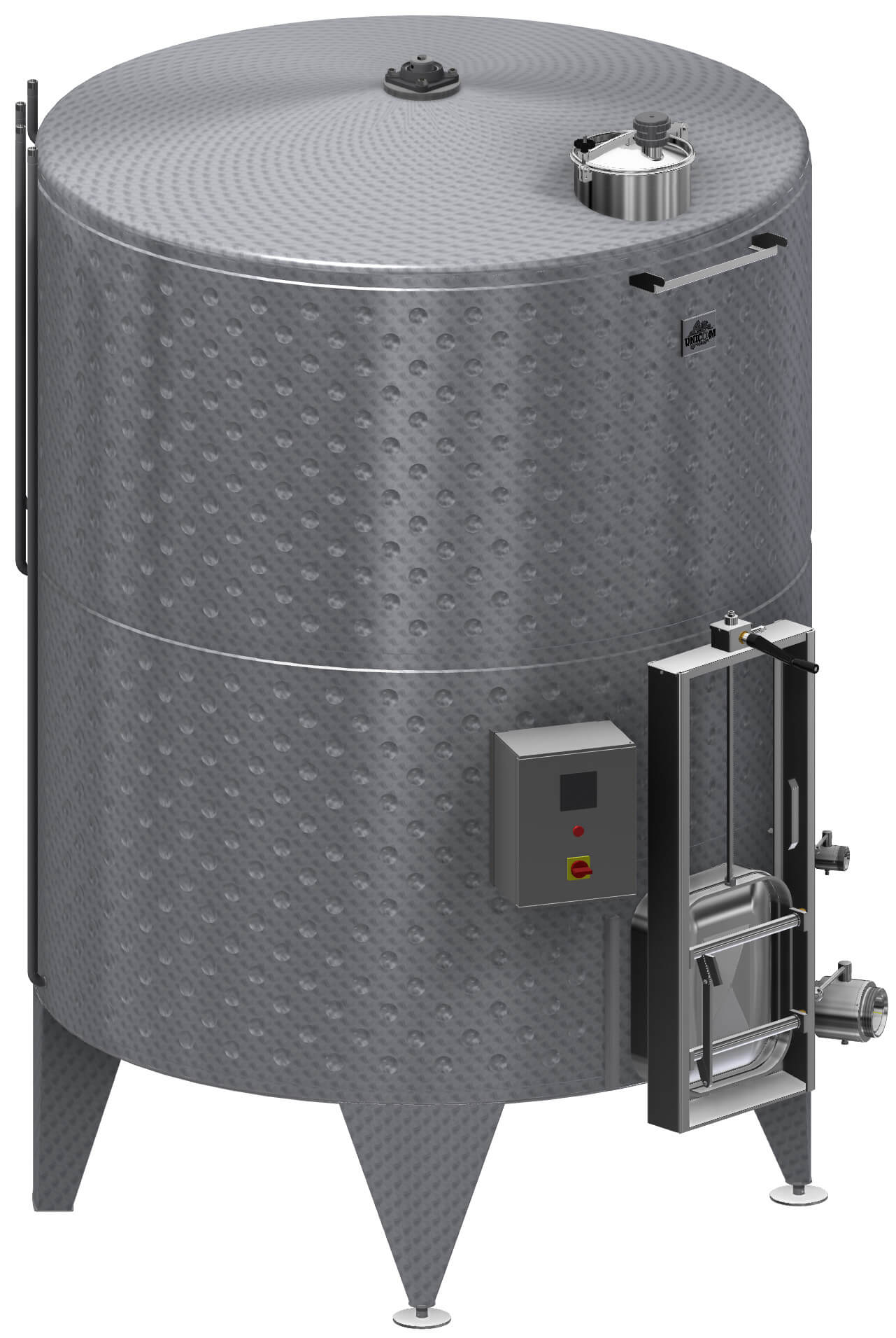 Maceration tanks